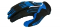 Smart Parts Exoskin Gloves blau XL