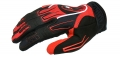 Smart Parts Exoskin Gloves rot L