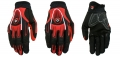 Smart Parts Exoskin Gloves rot XL