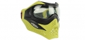 VForce Grill SC Thermalmaske - Black on Lime