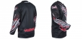Valken Fate Paintball Jersey rot XXL