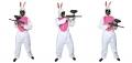 Paintball Kostüm - Hase