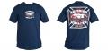 JT T-Shirt Super navy XXXL
