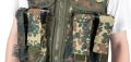 Tacticalweste Carrier flecktarn