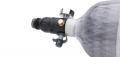 Füllnippelschutz mit Schlaufe grau