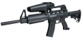 Tippmann X7 Phenom M16 elektrisch schwarz