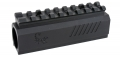Lapco TiPX Front Block Picatinny Rail
