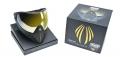 Dye I4 Pro Thermalmaske schwarz gold