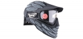 JT Spectra Flex 8 Full Coverage Thermalmaske grau