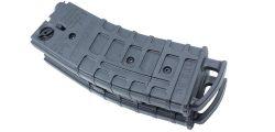 Tippmann 25-Schuss Magazin mit Coupler / Magazinverbinder für TMC - 2er Pack - black - Cal.50