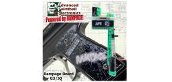 APE Rampage Dangerous Power G3 OLED Board inkl. Grips