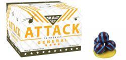 New Legion Attack General Magfed Paintballs stripe