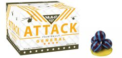New Legion Attack General Magfed Paintballs stripe