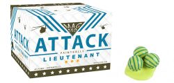 New Legion Attack Lieutenant Magfed Paintballs stripe