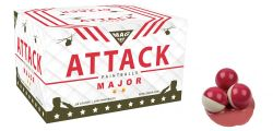 New Legion Attack Major Magfed Paintballs two tone