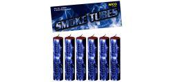 Nico Smoke Tubes Rauchgenerator - 6 Stück - blau