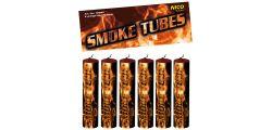 Nico Smoke Tubes Rauchgenerator - 6 Stück - orange