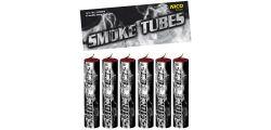 Nico Smoke Tubes Rauchgenerator - 6 Stück - weiß