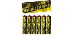 Nico Smoke Tubes Rauchgenerator - 6 Stück - gelb