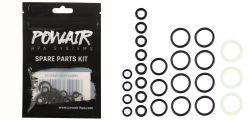 PowAir Remote Hose Universal Parts Kit / O-Ring Kit (3 Rebuilds)