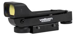 Valken V Tactical Red Dot - Dual Mount