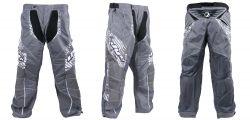 Dye Pants C11 Geometric white grey