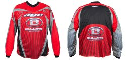 Dye Custom Team Jersey Bullets