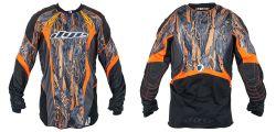 Dye Jersey C13 DyeTree orange
