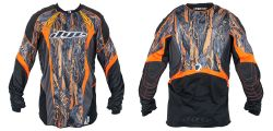 Dye Jersey C13 DyeTree orange