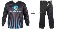 Adventure Tournament Jersey + TNKD Paintball Pants