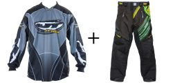 JT Pro II Jersey + TNKD Paintball Pants