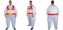 Paintball Kostüm - King