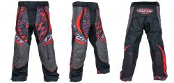 Dye Pants C13 Cubix Red