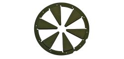 Exalt Dye Rotor R1 / LT-R Feedgate