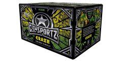 GI Sportz Craze Schwarzlicht Paintballs - 2000 Stück