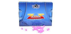 GXG Z-Balls / Gummibälle 500 cal.50