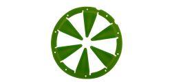xLin Dye Rotor Feedgate