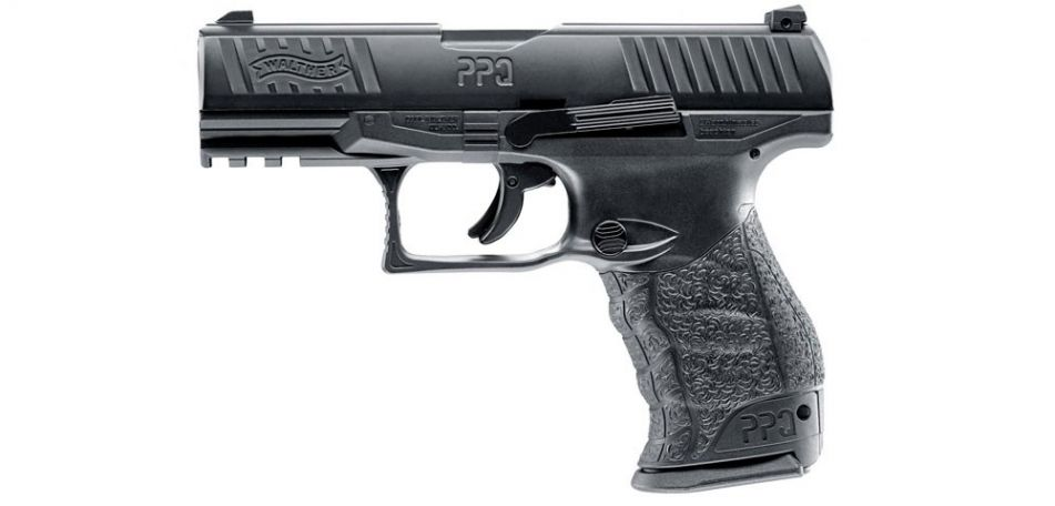 Walther PPQ M2 T4E RAM Pistole