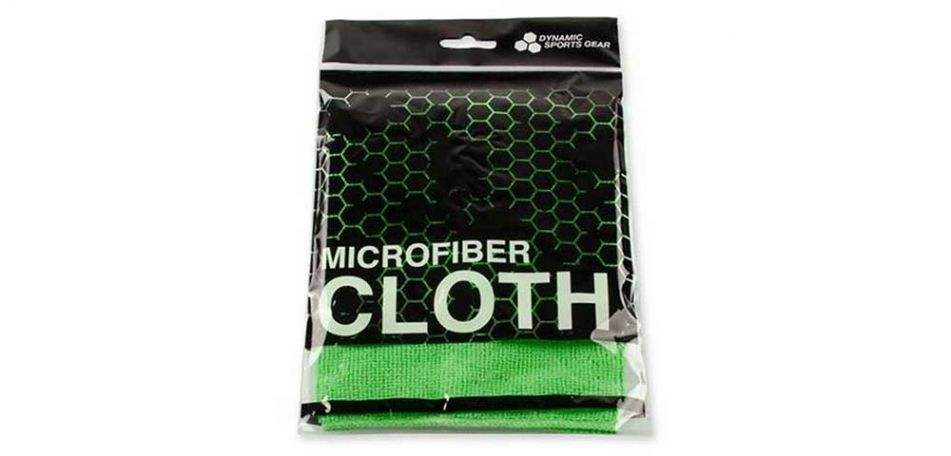 Dynamic Sports Gear Microfasertuch - neon grün