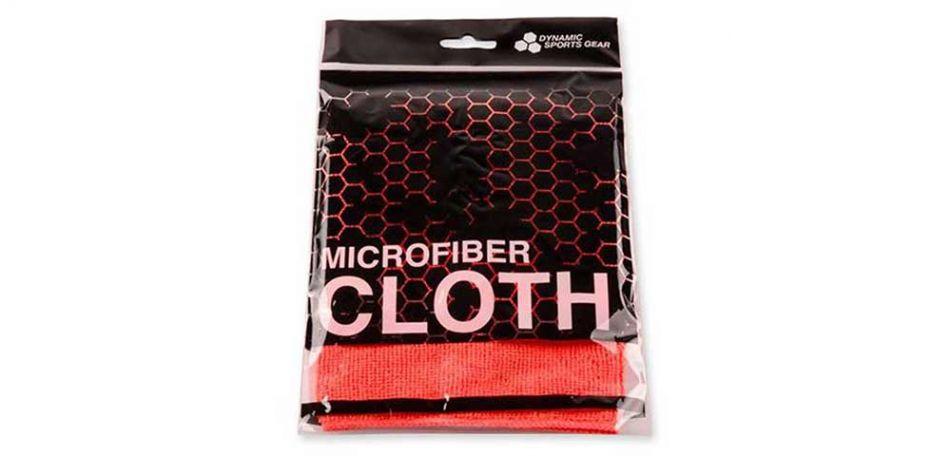 Dynamic Sports Gear Microfasertuch - rot