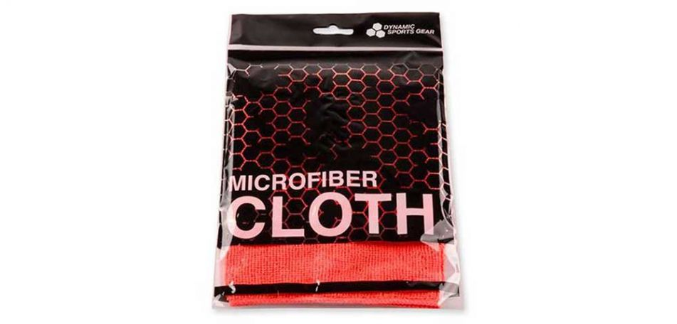 Dynamic Sports Gear Microfasertuch - rot