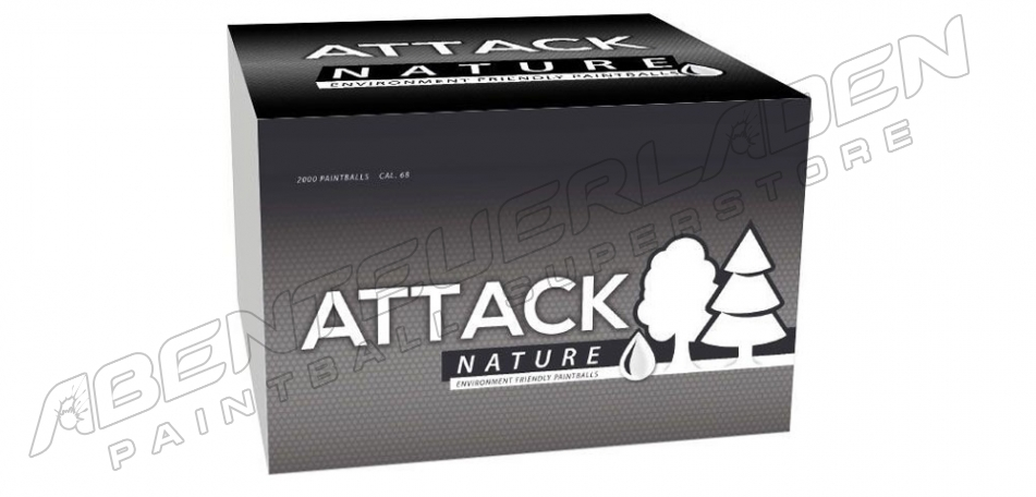 Attack Nature Paintballs