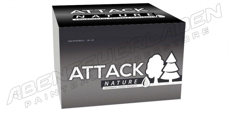 Attack Nature Paintballs