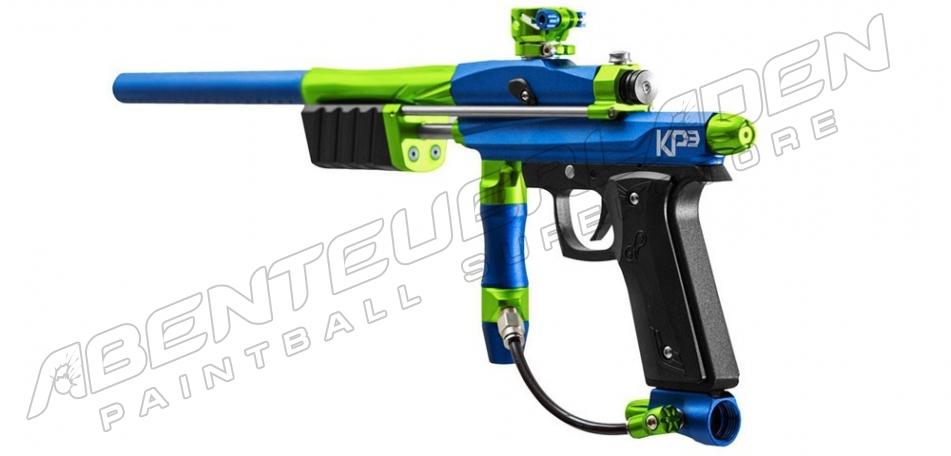 Azodin KP3 Kaos Pump blau lime