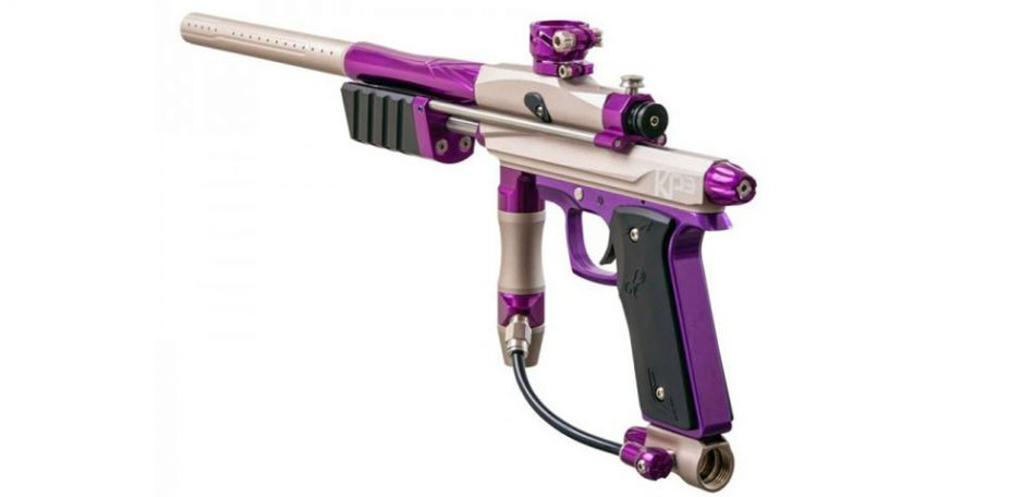 Azodin KP3 Kaos Pump Special Edition - earth/purple