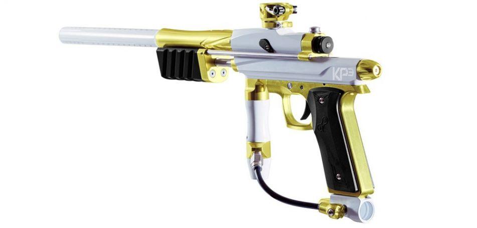 Azodin KP3 Kaos Pump Special Edition - titan gold