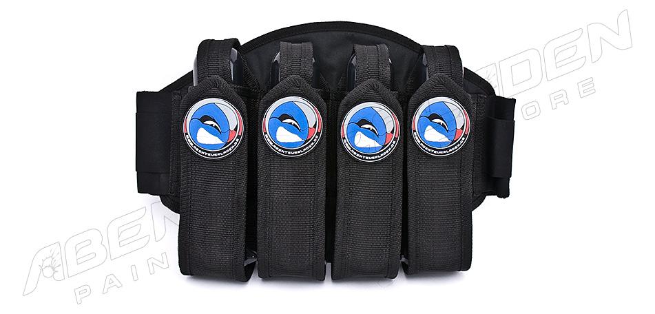 4er Battlepack mit Comfort Gürtel