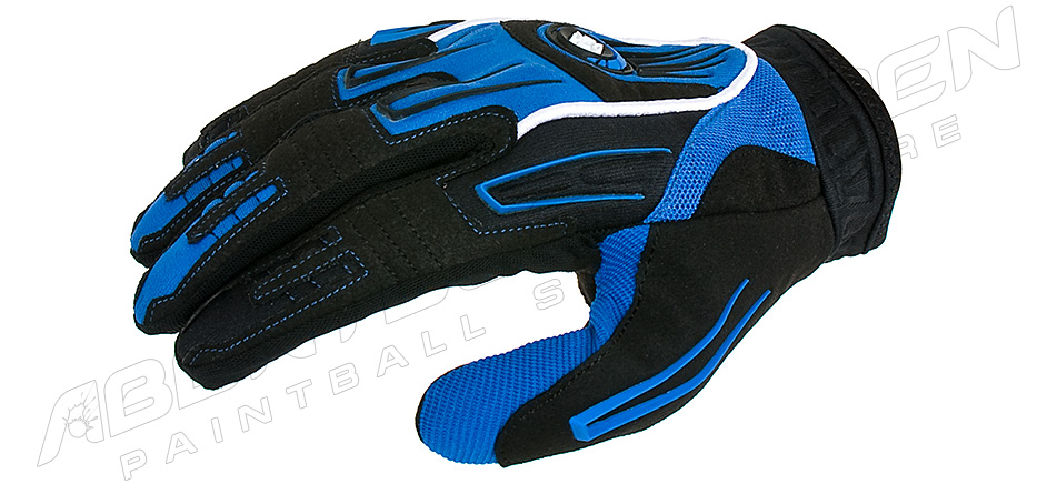 Smart Parts Exoskin Gloves blau L