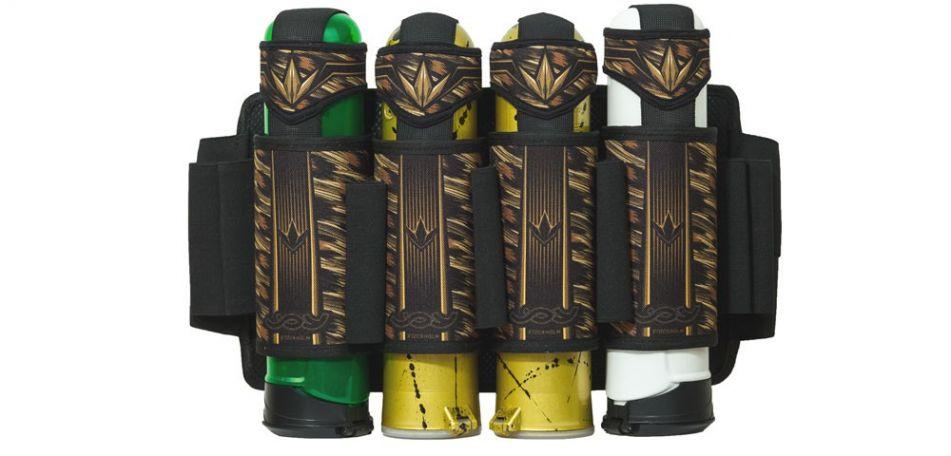 Bunkerkings Supreme V3 Battlepack 4 + 7 Joy Leopard