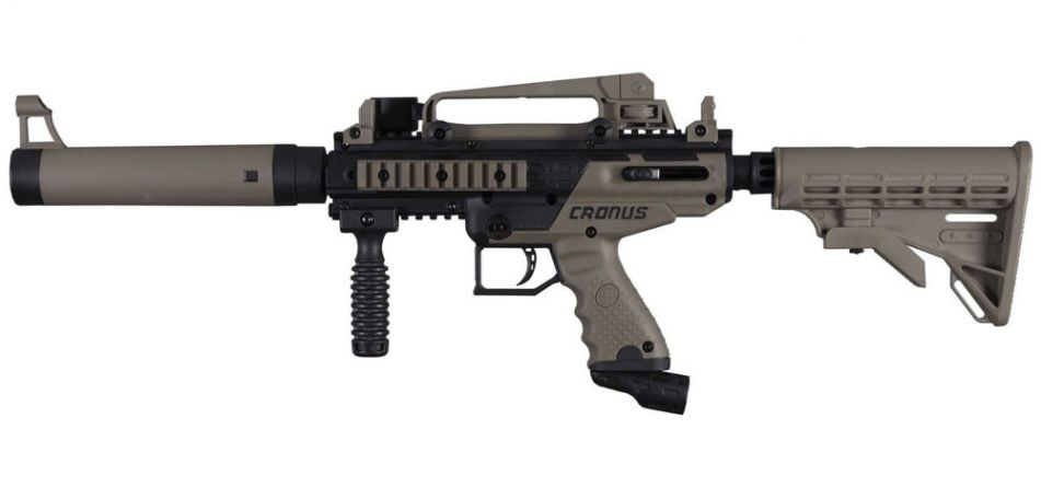 Tippmann Cronus Tactical cal.50 black/dark earth
